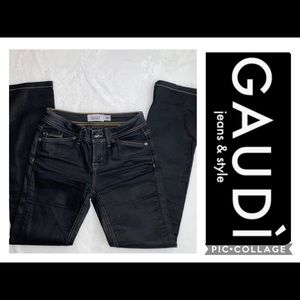 Gaudi Denim Jeans embellished pockets